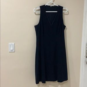 Tahari Dress Dark Blue
